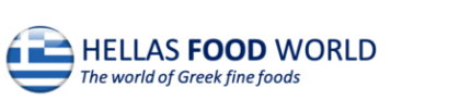 Hellas Food World Logo